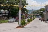 Calzada Hacia la Frontera con El Salvador