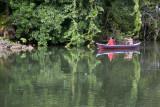 Pequeñas Embarcaciones son el Medio de Transporte Local