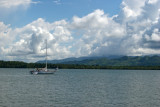 Desembocadura del Rio Dulce en la Bahia de Amatique