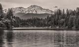 Mt. Shasta from Lake Siskiyou