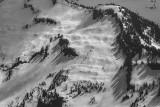 Moguls, Columbia Peak and Columbia Glacier