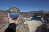 Crystal Ball Hoover Dam