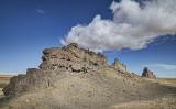 Volcanic Dike, Ship Rock