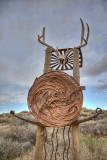 Comb Ridge Coffee Sculpture