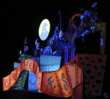 Haunted Mansion Nightmare Before Christmas
