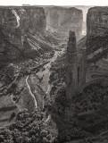 Canyon De Chelly / Spider Rock Morning