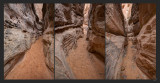 White Domes Slot Canyon