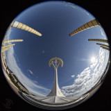Barcelona Olympic Park, Calatrava Tower