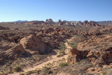 Magnesite Wash and White Domes