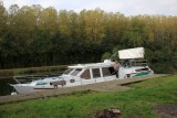 Notre bateau pour le week-end - Our boat for the week