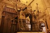 La Cathédrale : Tombeau de Christophe Colomb