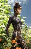 tech warrior woman