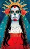Day of the Dead Masks 01