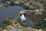 Karapiro Dam, Waikato, New Zealand