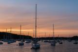Huntington Harbor Sunset