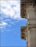 Sky, Clouds and Columns