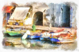 Chioggia Watercolor
