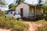 Diez House, Our Rental Car