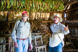 Tobacco Farmers, Tom and Angel
