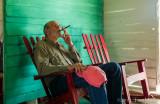 Enjoying a Fine Cigar