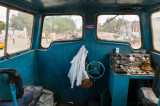 Cab of the Train