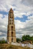 Manacas Iznaga Sugar Mill Tower