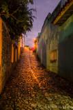 Rainy Alley