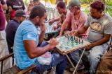 Chess in Serrano Park