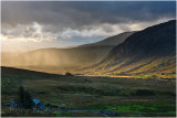 Cloud burst - Ogwen valley
