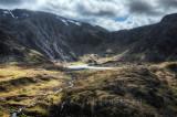 Cwm Idwal April 2014..if Carlsberg made valleys :-)