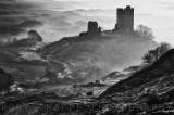 Dolwyddelan castle...the moody look ;-)