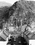 View towards Bwlch y Gwynt from Fron Fawr - 1983