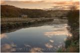 Afon Lledr at Dolwyddelan