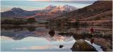Snowdon sunrise - Just enjoying the view