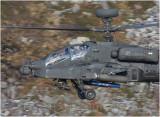The Apache at Llyn Ogwen