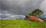 Heddwyn's barn near Llan Ffestiniog