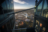 View from SkyPoint at Q1 Tower, Gold Coast.