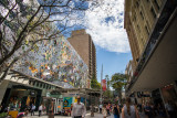 Queen Street Mall, Brisbane.