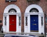 Dublin Painted Doors