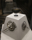 Dublin National Museum of Archeology Brooch and Chalice