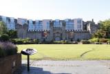 Dublin Castle Garden Side Wall