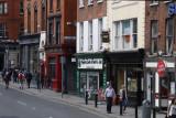 Dublin: Atypical Dublin City Block - Not a Single Pub