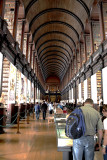 Dublin: Trinity College Library Exhibition - Brian Borru; The Only King of Ireland