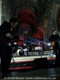 Anathema @ Winchester Cathedral