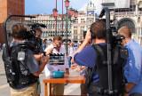 Ciak: action! Venezia,Piazza San Marco