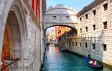 Venezia: Ponte dei Sospiri