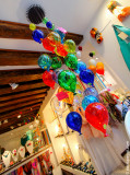 The art of glass of Murano