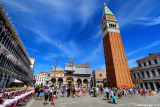 I lost my wife in Piazza San Marco ....  Where did you go Olive ???   :)