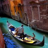 Last sun rays over Venice...
