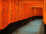 Fushimi Inari Shrine - Kyoto Prefecture,Japan